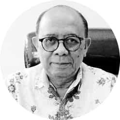 Dr. Ir. Boen M. Purnama