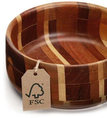 buy FSC certified products